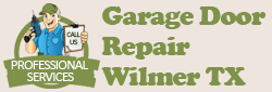 Garage Door Repair Wilmer TX logo